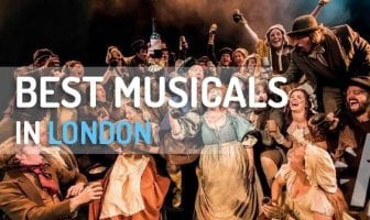 BEST MUSICALS IN LONDON