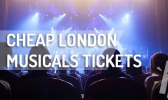 cheap theatre tickets London