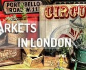 Top 15 London Markets