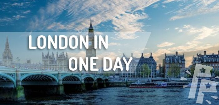 London in one day