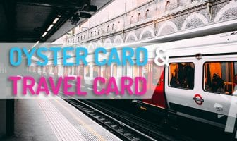 Oyster card or Travelcard London