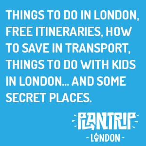 Plantriplondon.com - things to do in London