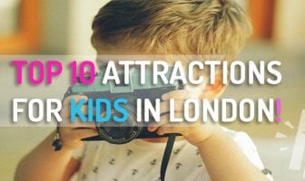 London attractions for kids