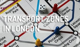 London travel zones