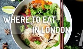 Eat in London