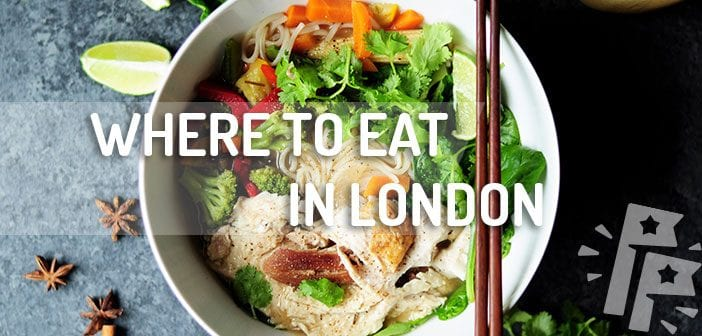 Eat in London