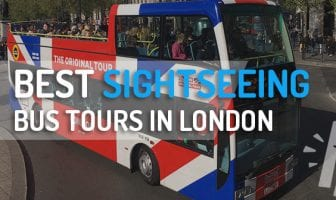 SIGHTSEEING LONDON