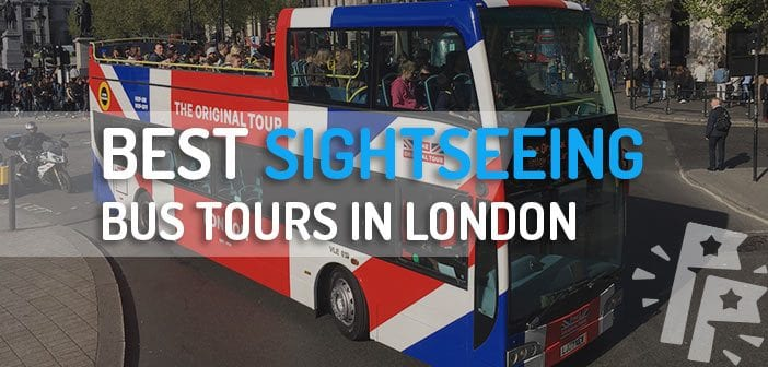 Comparison: Sightseeing Bus Tours in London