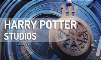 HARRY POTTER STUDIOS WARNER BROS LONDON