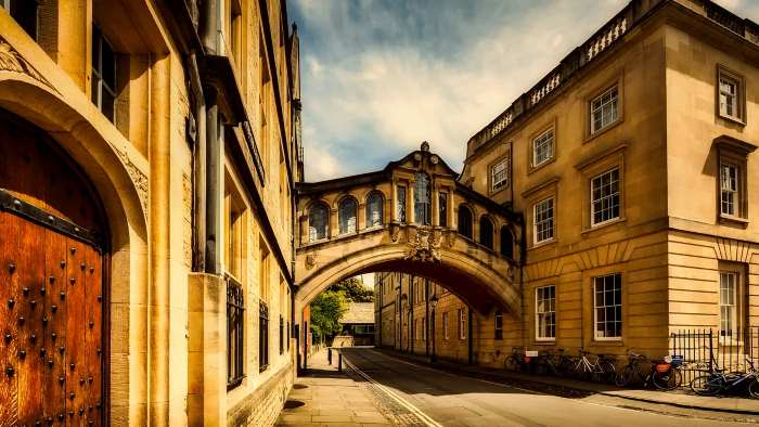day trips from London Oxford