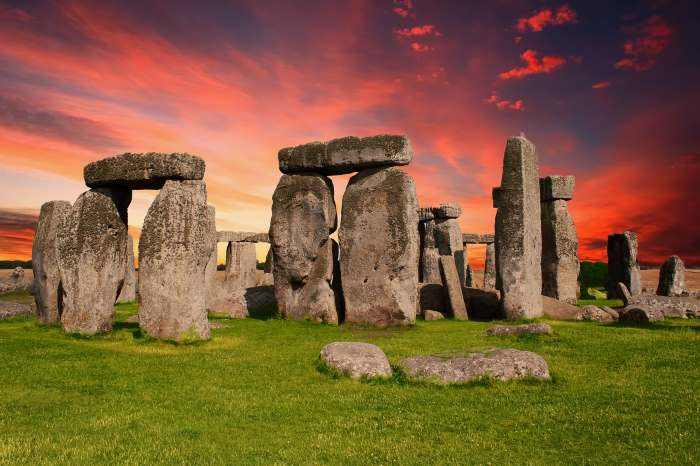 day trips from London: Stonehenge