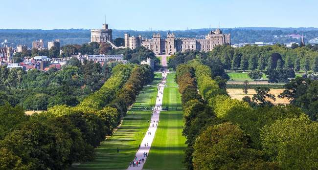 day trips from London: Windsor