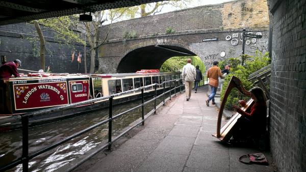 Little Venice to Camden