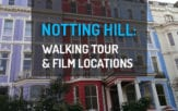 Notting hill walking tour and film locations