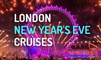 London New Years eve Cruises