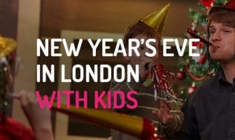 New Year's Eve in London with Kids